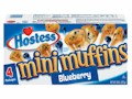 Hostess Mini Muffins ~ Blueberry