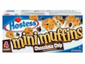 Hostess Mini Muffins ~ Chocolate Chip