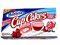 Hostess Strawberry Cup Cakes Snack Cakes
